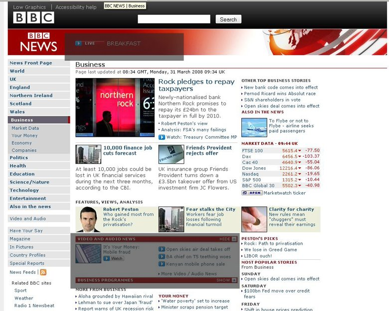 BBC News Video UX