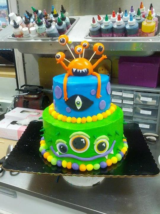 Magnificent Cake Decorating Mellys Cakes Funny Birthday Cards Online Elaedamsfinfo