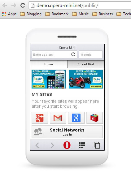 opera mini 7 apk mobile9
