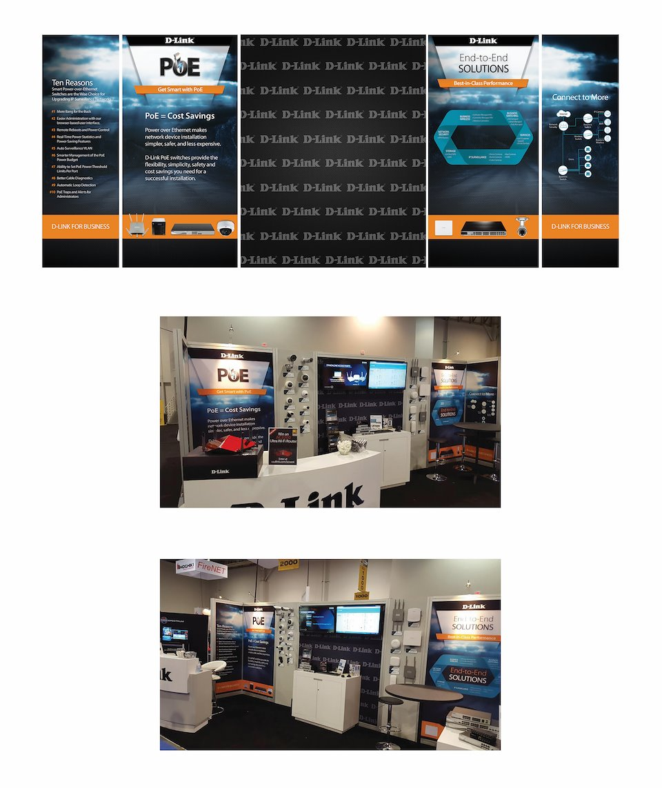 Trade Show Booth Loop : Trade show display graphics portable trade show display graphics