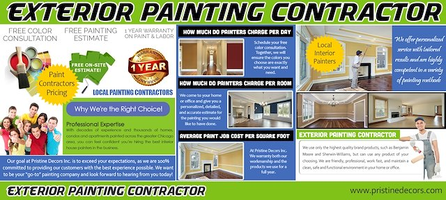 Interior Painters Chicago Painting Contractors Chicago - Local painting contractors