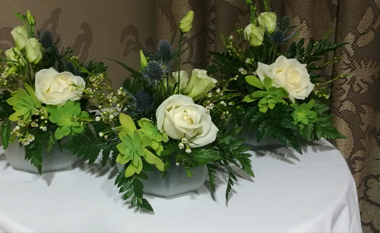 Table Decorations Wylde Creations Florist