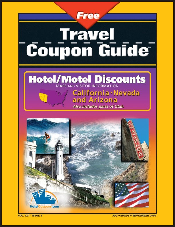 travel coupon guide arizona