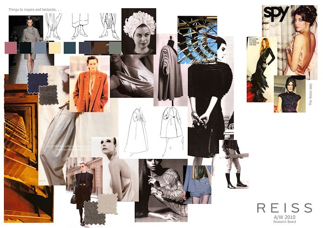 Reiss Emma Brown Fashion Designer